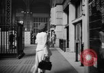 Image of Pennsylvania Railroad Station New York City USA, 1940, second 41 stock footage video 65675053168