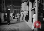Image of Pennsylvania Railroad Station New York City USA, 1940, second 42 stock footage video 65675053168