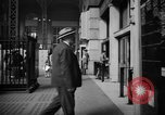 Image of Pennsylvania Railroad Station New York City USA, 1940, second 43 stock footage video 65675053168