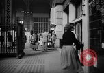 Image of Pennsylvania Railroad Station New York City USA, 1940, second 45 stock footage video 65675053168