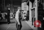 Image of Pennsylvania Railroad Station New York City USA, 1940, second 46 stock footage video 65675053168