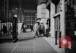 Image of Pennsylvania Railroad Station New York City USA, 1940, second 47 stock footage video 65675053168
