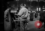 Image of Pennsylvania Railroad Station New York City USA, 1940, second 54 stock footage video 65675053168