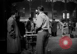 Image of Pennsylvania Railroad Station New York City USA, 1940, second 56 stock footage video 65675053168