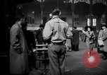 Image of Pennsylvania Railroad Station New York City USA, 1940, second 57 stock footage video 65675053168