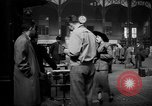 Image of Pennsylvania Railroad Station New York City USA, 1940, second 60 stock footage video 65675053168