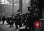 Image of Pennsylvania Railroad Station New York United States USA, 1940, second 5 stock footage video 65675053169