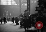 Image of Pennsylvania Railroad Station New York United States USA, 1940, second 6 stock footage video 65675053169