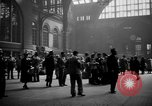 Image of Pennsylvania Railroad Station New York United States USA, 1940, second 12 stock footage video 65675053169