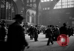 Image of Pennsylvania Railroad Station New York United States USA, 1940, second 13 stock footage video 65675053169