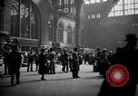 Image of Pennsylvania Railroad Station New York United States USA, 1940, second 14 stock footage video 65675053169