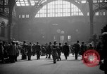 Image of Pennsylvania Railroad Station New York United States USA, 1940, second 25 stock footage video 65675053169
