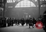 Image of Pennsylvania Railroad Station New York United States USA, 1940, second 26 stock footage video 65675053169