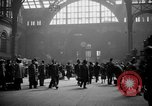Image of Pennsylvania Railroad Station New York United States USA, 1940, second 27 stock footage video 65675053169