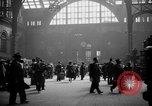 Image of Pennsylvania Railroad Station New York United States USA, 1940, second 29 stock footage video 65675053169