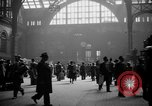 Image of Pennsylvania Railroad Station New York United States USA, 1940, second 30 stock footage video 65675053169