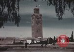 Image of US flyers Morocco North Africa, 1944, second 9 stock footage video 65675053171