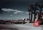Image of US Air Force officers Morocco North Africa, 1944, second 17 stock footage video 65675053173