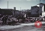 Image of demolished buildings Foggia Italy, 1944, second 13 stock footage video 65675053181