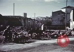 Image of demolished buildings Foggia Italy, 1944, second 14 stock footage video 65675053181
