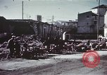 Image of demolished buildings Foggia Italy, 1944, second 15 stock footage video 65675053181