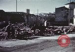 Image of demolished buildings Foggia Italy, 1944, second 16 stock footage video 65675053181