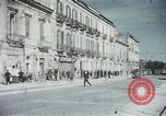 Image of demolished buildings Foggia Italy, 1944, second 18 stock footage video 65675053181