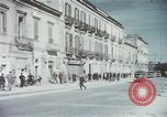 Image of demolished buildings Foggia Italy, 1944, second 19 stock footage video 65675053181