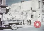 Image of demolished buildings Foggia Italy, 1944, second 22 stock footage video 65675053181