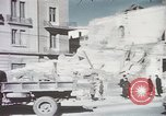 Image of demolished buildings Foggia Italy, 1944, second 23 stock footage video 65675053181