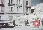 Image of demolished buildings Foggia Italy, 1944, second 25 stock footage video 65675053181