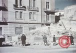 Image of demolished buildings Foggia Italy, 1944, second 26 stock footage video 65675053181