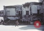 Image of demolished buildings Foggia Italy, 1944, second 28 stock footage video 65675053181