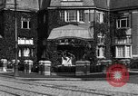 Image of memorial to Edith Cavell Brussels Belgium, 1920, second 19 stock footage video 65675053216