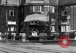 Image of memorial to Edith Cavell Brussels Belgium, 1920, second 20 stock footage video 65675053216