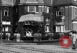Image of memorial to Edith Cavell Brussels Belgium, 1920, second 24 stock footage video 65675053216