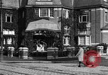 Image of memorial to Edith Cavell Brussels Belgium, 1920, second 25 stock footage video 65675053216