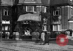 Image of memorial to Edith Cavell Brussels Belgium, 1920, second 26 stock footage video 65675053216