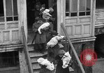 Image of memorial to Edith Cavell Brussels Belgium, 1920, second 37 stock footage video 65675053216