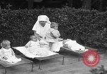 Image of memorial to Edith Cavell Brussels Belgium, 1920, second 60 stock footage video 65675053216