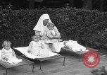 Image of memorial to Edith Cavell Brussels Belgium, 1920, second 61 stock footage video 65675053216