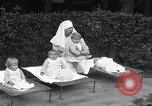 Image of memorial to Edith Cavell Brussels Belgium, 1920, second 62 stock footage video 65675053216