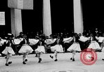 Image of Dancers and musicians perform in Zappeion Hall  Athens Greece, 1920, second 8 stock footage video 65675053228