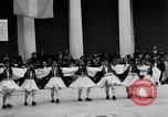 Image of Dancers and musicians perform in Zappeion Hall  Athens Greece, 1920, second 11 stock footage video 65675053228