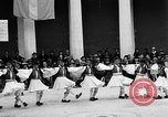 Image of Dancers and musicians perform in Zappeion Hall  Athens Greece, 1920, second 12 stock footage video 65675053228