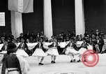 Image of Dancers and musicians perform in Zappeion Hall  Athens Greece, 1920, second 13 stock footage video 65675053228