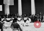Image of Dancers and musicians perform in Zappeion Hall  Athens Greece, 1920, second 14 stock footage video 65675053228