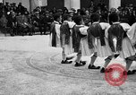 Image of Dancers and musicians perform in Zappeion Hall  Athens Greece, 1920, second 22 stock footage video 65675053228