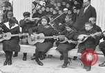 Image of Dancers and musicians perform in Zappeion Hall  Athens Greece, 1920, second 23 stock footage video 65675053228