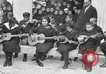 Image of Dancers and musicians perform in Zappeion Hall  Athens Greece, 1920, second 24 stock footage video 65675053228